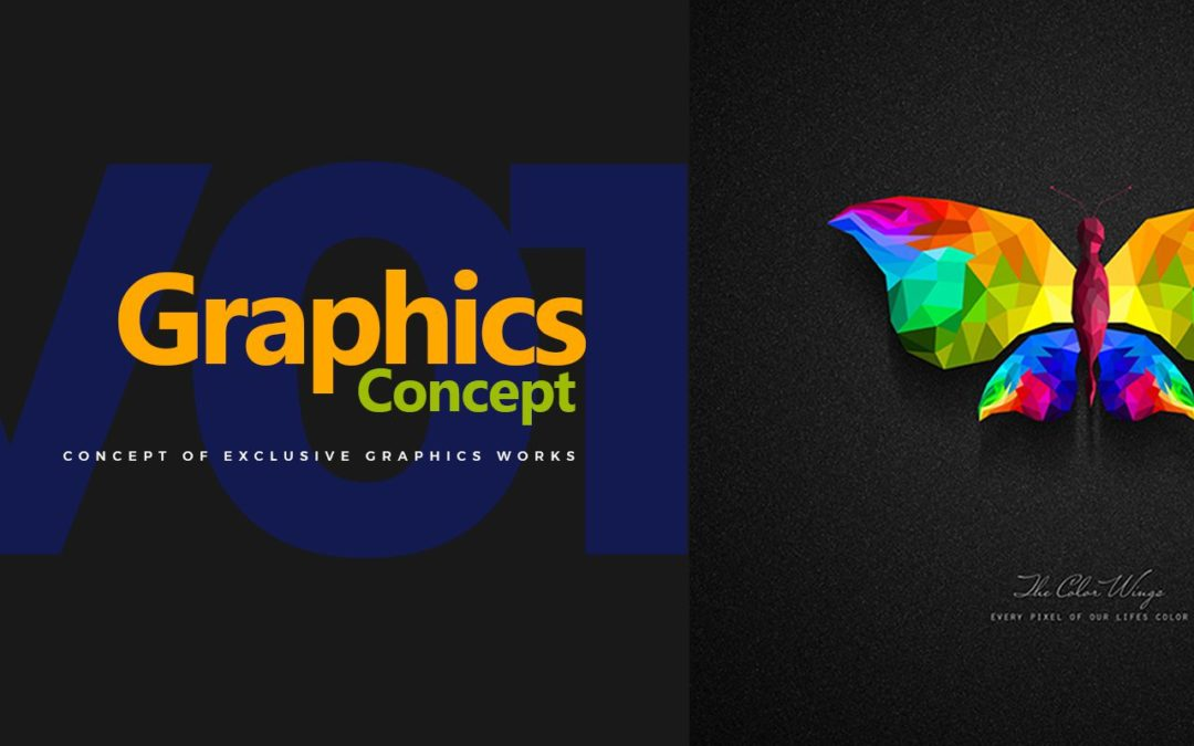Graphic Design-Concept Vol-01