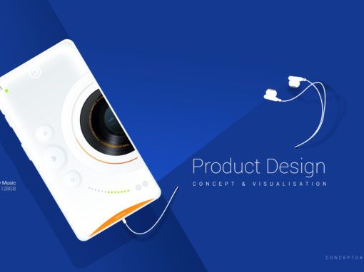 Nano Music Player – A Product Design