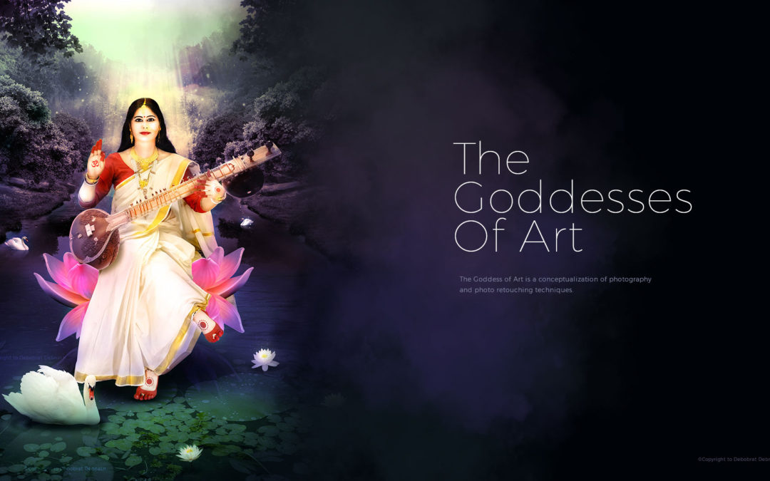 The Goddesses Of Art