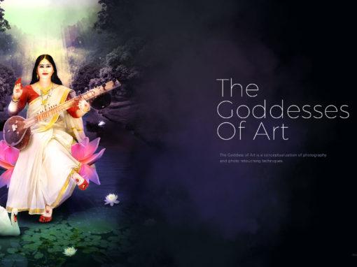 The Goddesses Of Art