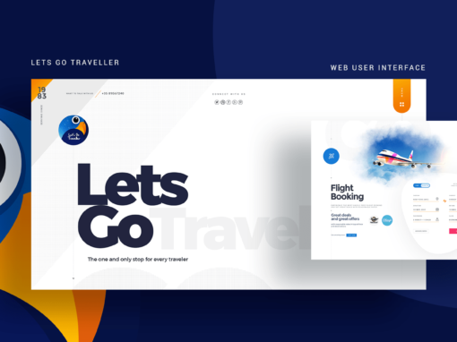 LetsGo-Traveller Web UI